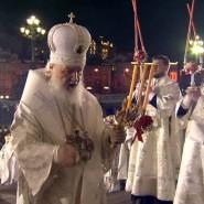 Празднование Пасхив Санкт-Петербурге 2017 фотографии
