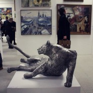 Выставка «85 лет Санкт-Петербургскому Союзу художников» фотографии