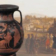 Выставка «Античные коллекции императрицы Марии Федоровны» фотографии