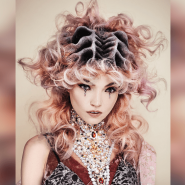 Выставка «Волосы» фотографии
