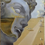 Выставка «Сальвадор Дали. Сюрреалист и классик» фотографии