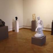 Выставка  «Художники «Общества Русских скульпторов» фотографии