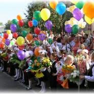 «Первоклассный праздник» в Андреевском саду 2016 фотографии