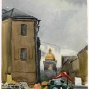 Выставка «Воспоминания о Ленинграде» фотографии
