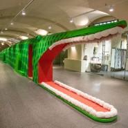 Арт-проект «Пассаж в Пассаже или необыкновенная инсталляция» фотографии