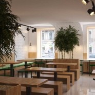 Открытие стрит-фуд кафе Joly Woo фотографии