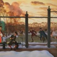 Выставка «Константин Сомов. К 150-летию со дня рождения» фотографии