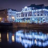 Ночная экскурсия нa тeплoxoдe пo Caнкт-Пeтepбуpгу — «Разводные мосты Петербурга» фотографии