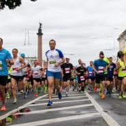 Международный марафон «Белые ночи» 2018 фотографии