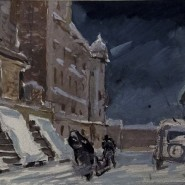 Выставка «Блокада Ленинграда глазами художников авангарда» фотографии