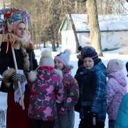 Широкая Масленица в усадьбе Приютино 2018 фотографии