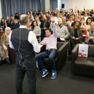 Бизнес-семинар Игоря Манна «Точки контакта» фотографии