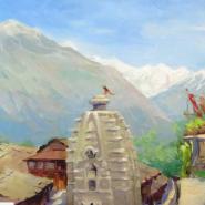 Выставка  «Храмы Духа. Индия-Россия» фотографии