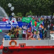 Санкт-Петербургский «Речной карнавал 2019» фотографии