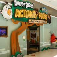 Акция Black Weekend в Angry Birds Activity Park фотографии