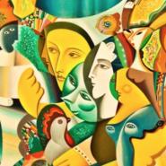 Выставки в Артмузе в феврале 2020 г. фотографии
