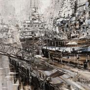Выставка «Эксперимент и традиция в творчестве Дмитрия Кустановича» фотографии