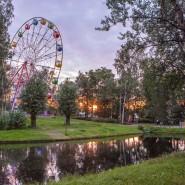 «Ночь Аттракционов» в парке имени Бабушкина 2017 фотографии