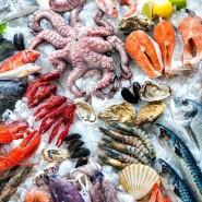 Рыбный Weekend в ТК «Долгоозерный» фотографии