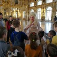 Детская программа «Семейный воскресник в Царском Селе» фотографии