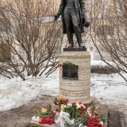 День памяти А. С. Пушкина в Санкт-Петербурге 2020 фотографии