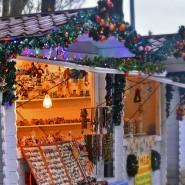 Новогодняя Арт-Ярмарка на Елагином острове 2018 фотографии