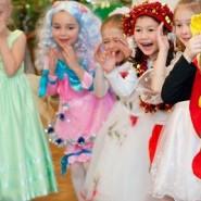 Новогодняя программа для детей в клубе «Тривиум» фотографии