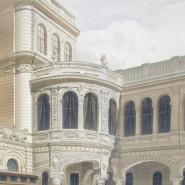 Выставка «Максимилиан Месмахер. Графическое и архитектурное наследие» фотографии