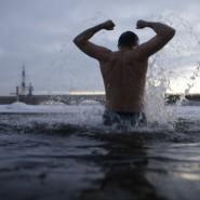 Международный заплыв «Возрождение традиции зимнего плавания в Санкт-Петербурге» 2017 фотографии