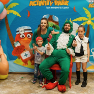 День Рождения Angry Birds Activity Park фотографии