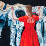 Выставка «Марина Федорова. Cosmodreams» фотографии
