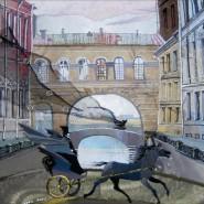 Выставка «Игры с городом» фотографии