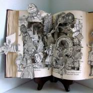 Биеннале книжной графики и иллюстрации «Книга как искусство» фотографии
