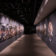 Выставка «AES+F. Предсказания и откровения» фотографии