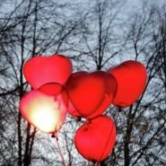 День Святого Валентина в центре активного отдыха «Жар-Птица» фотографии