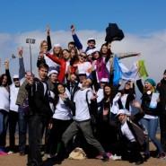 Международная акция «Чистый берег» 2018 фотографии