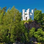 Парк Монрепо открыт для посетителей фотографии