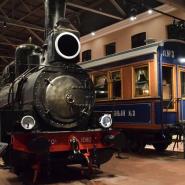 Музей железных дорог России фотографии