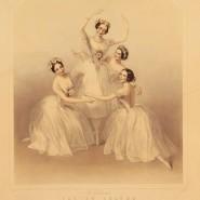 Выставка «Балетное зазеркалье» фотографии
