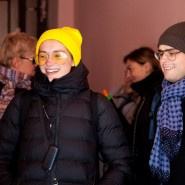 Спектакль-прогулка «Рождество. Город Достоевского. 730 шагов с Родионом Раскольниковым» фотографии