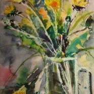 Выставка «Цветы нам дарят вдохновение» фотографии
