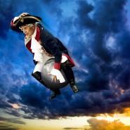 Мюзикл «Приключения Барона Мюнхаузена» фотографии