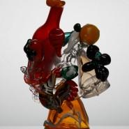Выставка «Фантастические миры. Борис Четков. Стекло» фотографии