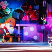 Спектакль на льду  «Малыш и Карлсон, который живет на крыше» фотографии