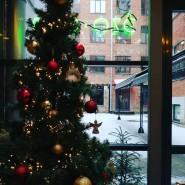 Новогодняя ярмарка в Бертгольд Центре фотографии