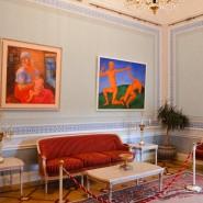 Выставка работ К. С. Петрова-Водкина фотографии