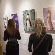 Выставка «Бесконечные точки» фотографии