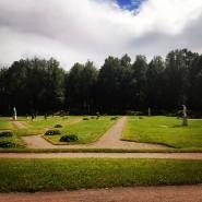 Открытие Гатчинского парка лето 2020 фотографии