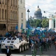 День Воздушно-десантных войск в Санкт-Петербурге 2017 фотографии