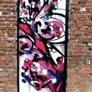Выставка  «Граффити в эпоху интернета» фотографии